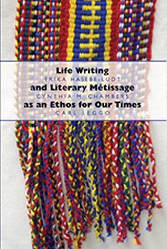 Life Writing and Literary Métissage as an Ethos for Our Times (Complicated Conversation)