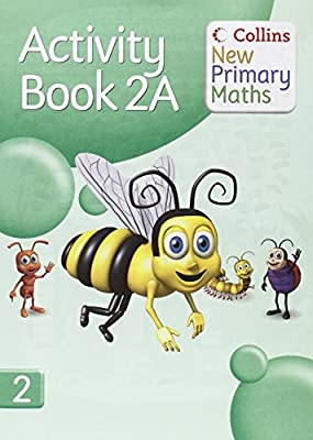 Collins New Primary Maths ? Activity Book 2A from Collins Educational