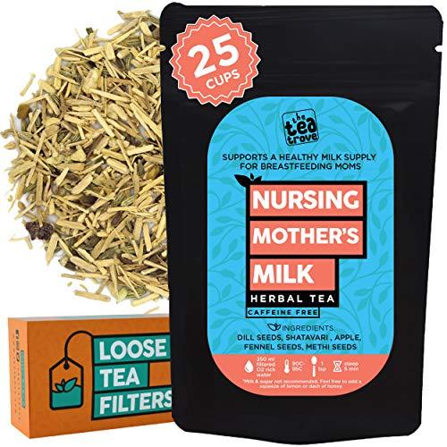 The Tea Trove Nursing Mothers Milks Tea...