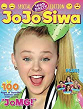 JoJo Siwa Special Teen Party Edition: 100 Pages of Incredible Moments that make us say