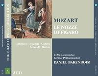 Nozze Di Figaro by W.A. Mozart (2012-04-24)