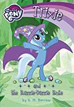My Little Pony: Trixie and the Razzle-Dazzle Ruse (My Little Pony Chapter Books)
