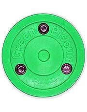 Green Biscuit Pro - Disco de entrenamiento de hockey en línea y hielo