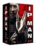 Arts martiaux - Coffret : Ip Man 1 + 2 + 3 + Master Z [Francia] [DVD]