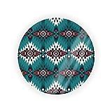 Native Southwest American Indian Aztec Navajo - Cojín de aire vacío, caja de cojín para maquillaje, estuche BB CC para base de crema líquida