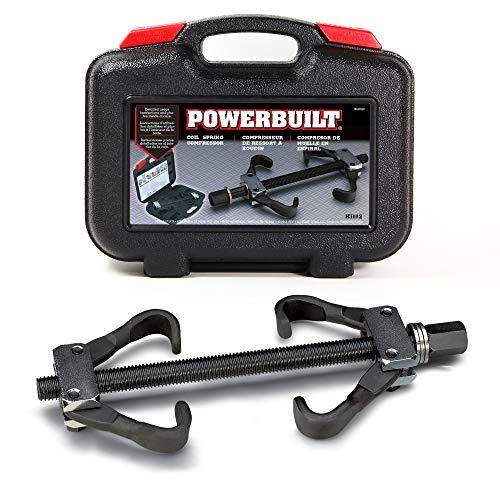 648628 Coil Sprng Compressor Kit, Black