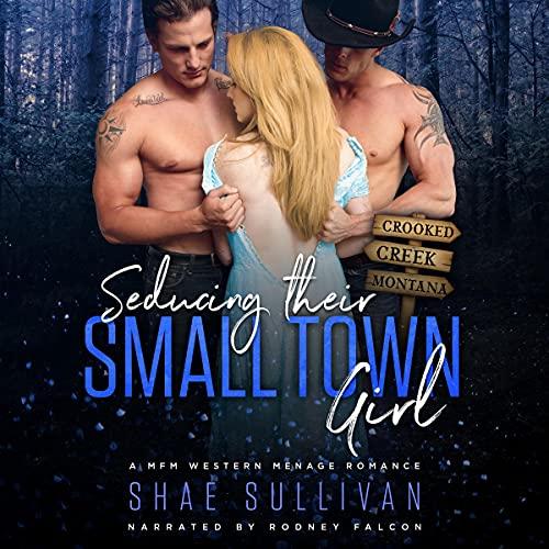 Seducing Their Small Town Girl cover art