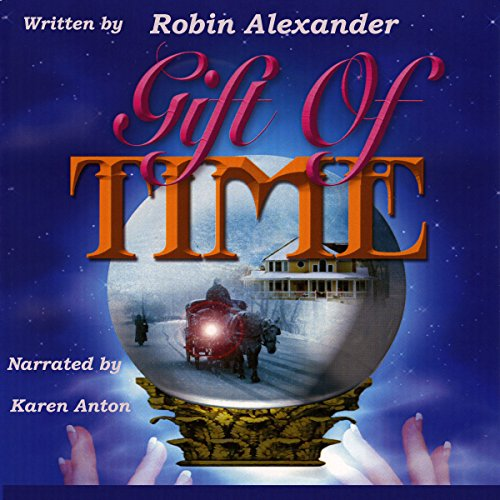 Gift of Time audiobook cover art