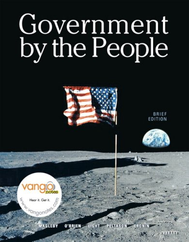 Government by the People, Brief Version (7th Edition)