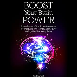 Boost Your Brain Power cover art