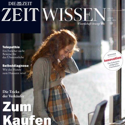 ZeitWissen, April / Mai 2012 Titelbild
