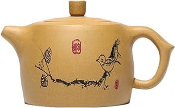 Yixing fioletowy gliniany garnek Duanni Masters ręcznie robiony domowy czajniczek fioletowy gliniany zestaw do herbaty rze...