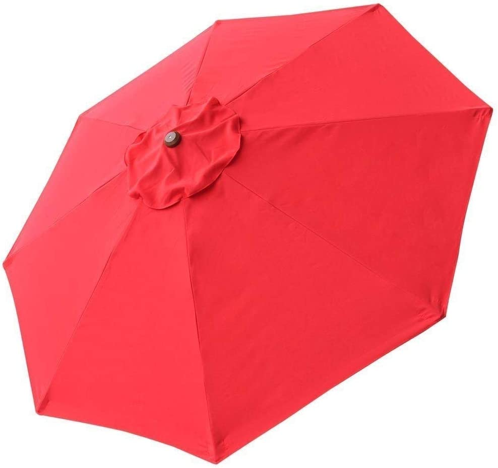 LeeMas Inc co 8ft Red 8 Canopy Umbrella Ribs Replacement D Patio Super Sales of SALE items from new works beauty product restock quality top