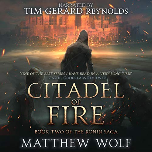 Citadel of Fire cover art