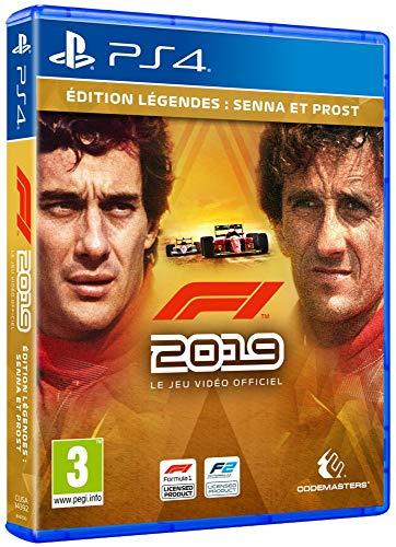 F1 2019 EDITION LEGENDES