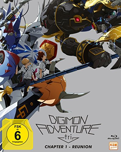 Digimon Adventure tri. Chapter 1 - Reunion [Blu-ray]