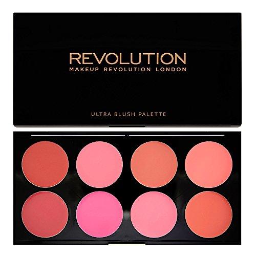 Revolution Blush & Contour palette All about Cream