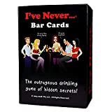 I've Never...? Bar Cards Party Game NSFW