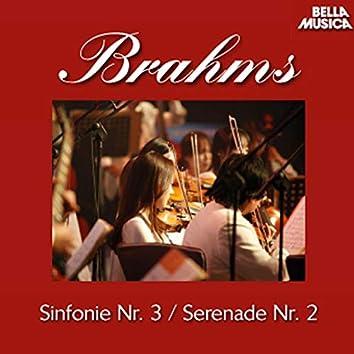 Brahms: Sinfonie No. 3 - Serenade No. 2