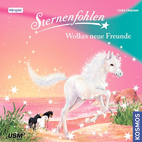 Wolkes neue Freunde audiobook cover art