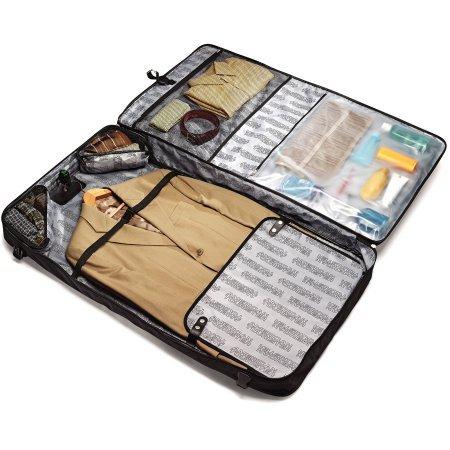 American Tourister Atmosphera II Ultra Valet Garment Bag