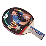 Butterfly RDJ CS2 Ping Pong Paddle – ITTF Approved Table Tennis Racket –