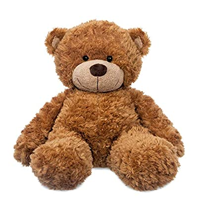 Aurora 13-inch Bonnie Teddy Bear (Brown) from Aurora