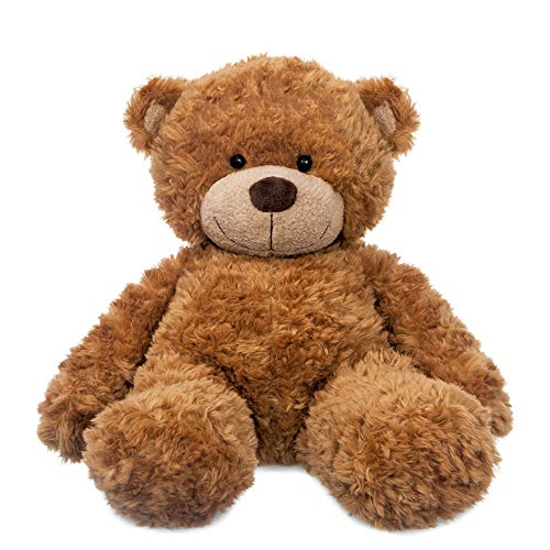 Aurora 12772 - Oso de Peluche (33 cm), Color marrón