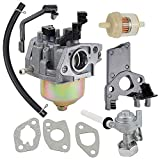 Harbot Carburetor for Harbor Freight Chicago Predator 69675 69676 69728 69729 212CC R210III 3200 4000 Watts Gasoline Generator