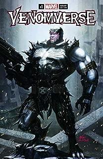 Venomverse #1 (2017) ComicXposure Exclusive InHyuk Lee Variant