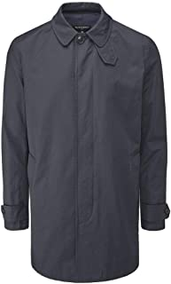 Mens Mid Length Lightweight Mansell Mac Car Coat
