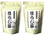 葉桐 静岡産 JAS有機栽培 ほうじ茶 100g×2本