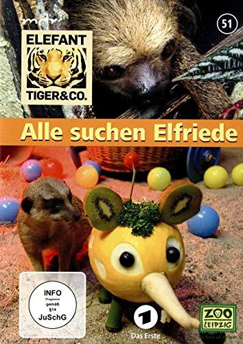 Elefant, Tiger & Co. 51. Alle suchen Elfriede [2 DVDs]