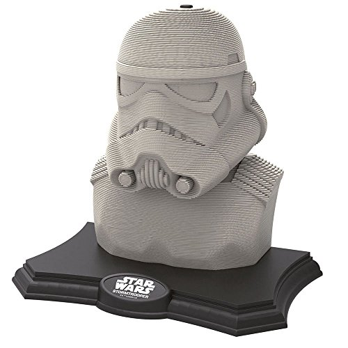 Star Wars - Stormtrooper, Puzzle 3D Escultura (Educa Borrás 16969)
