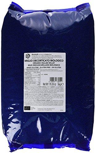 Probios Miglio Decorticato Bio - Senza Glutine - Confezione da 5 kg