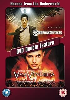 Constantine / V For Vendetta