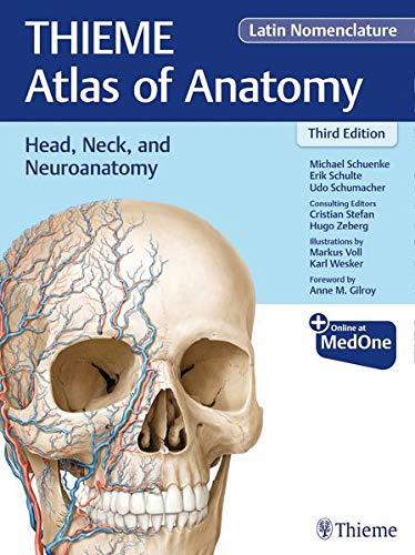 Head, Neck, and Neuroanatomy (THIEME Atlas of Anatomy), Latin Nomenclature