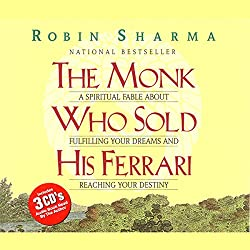 The monk who sold hi ferrari