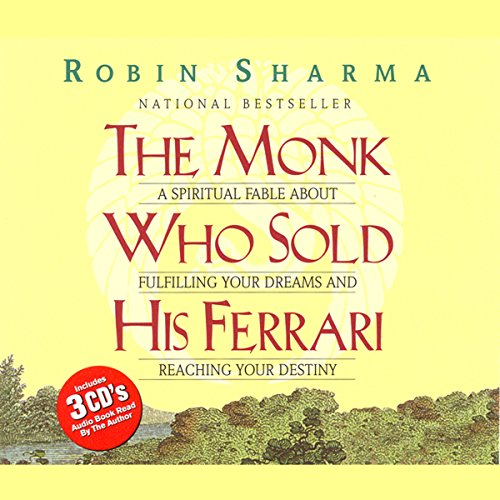 Page de couverture de The Monk Who Sold His Ferrari