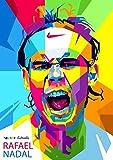 zolto Collection Poster Rafael Nadal, spanischer
