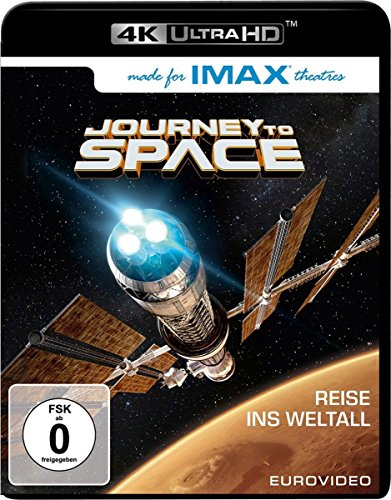 Journey to Space  (4K Ultra HD) [Blu-ray]