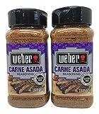 Weber Carne Asada Seasoning (2 Pack)
