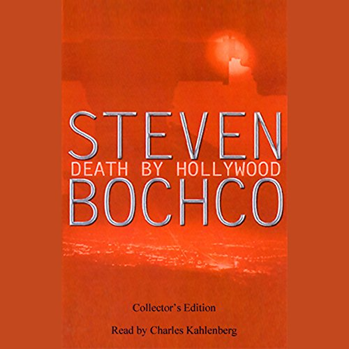 Death by Hollywood audiobook cover art