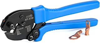 IWISS AP-50BI Cable Crimper for Copper Cable Lugs from 8-2AWG