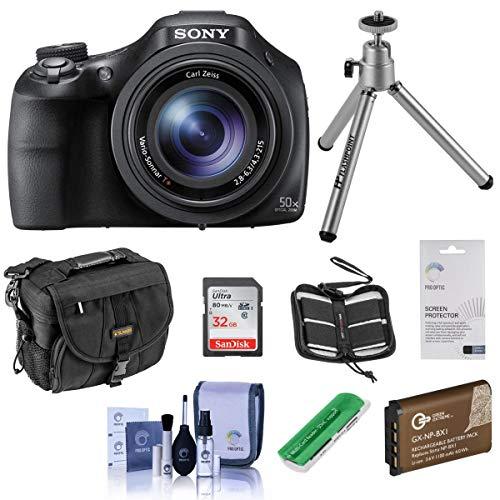 Sony Cyber-Shot DSC-HX400 Digital Camera, 20.4MP,...