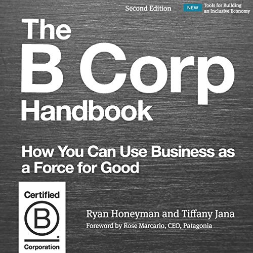 The B Corp Handbook, Second Edition cover art