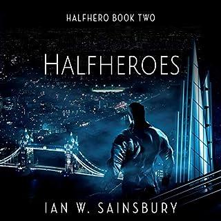 Page de couverture de Halfheroes