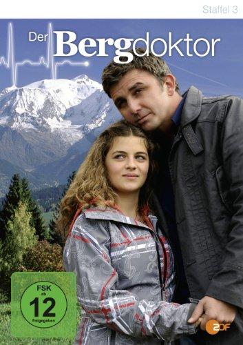 Der Bergdoktor - Staffel 3 [4 DVDs]