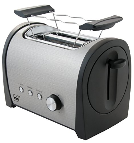 Mia TA 0081 Doppelschlitz Toaster