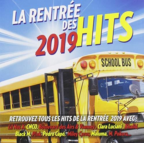 La Rentrée des Hits 2019